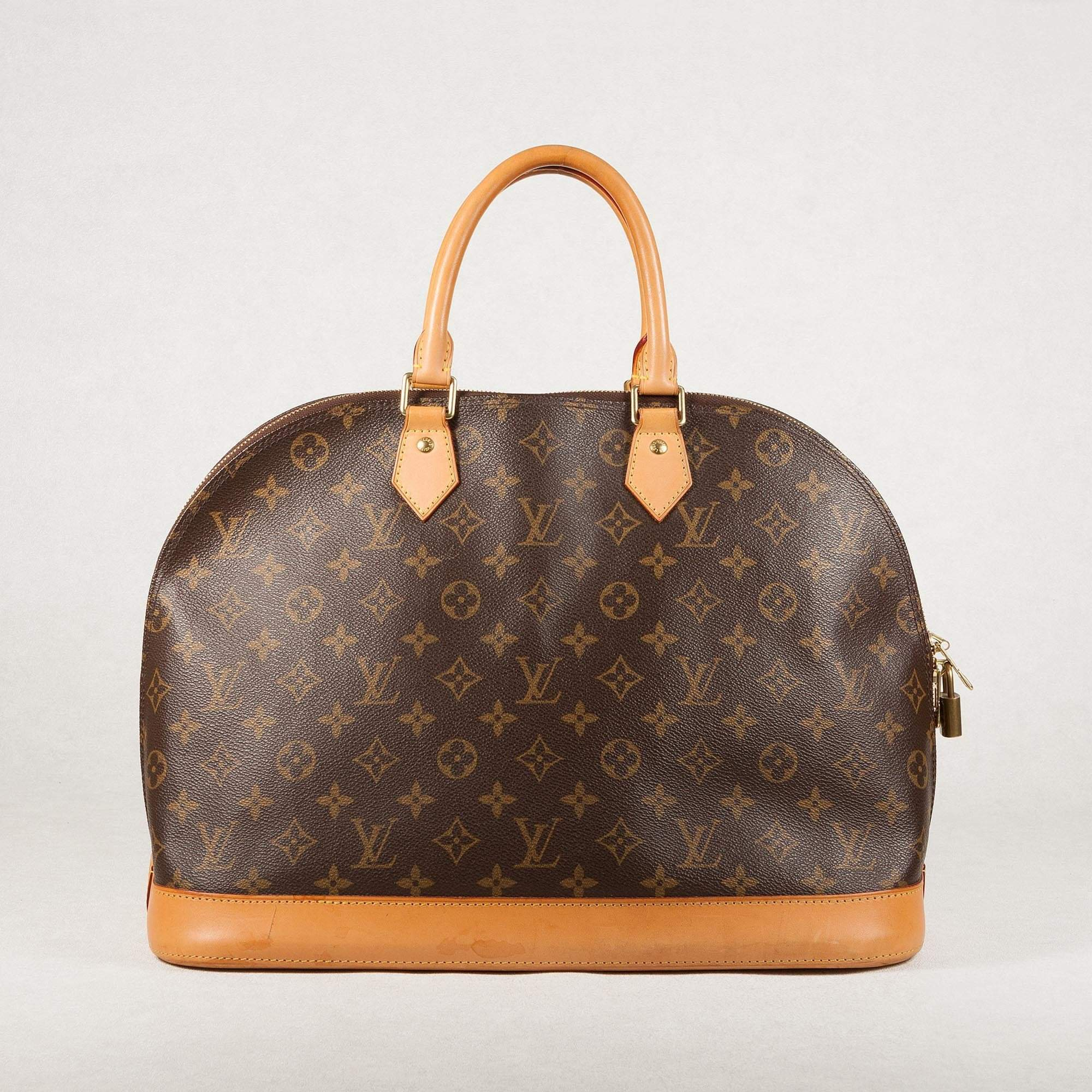 Louis Vuitton Alma Monogram Bag