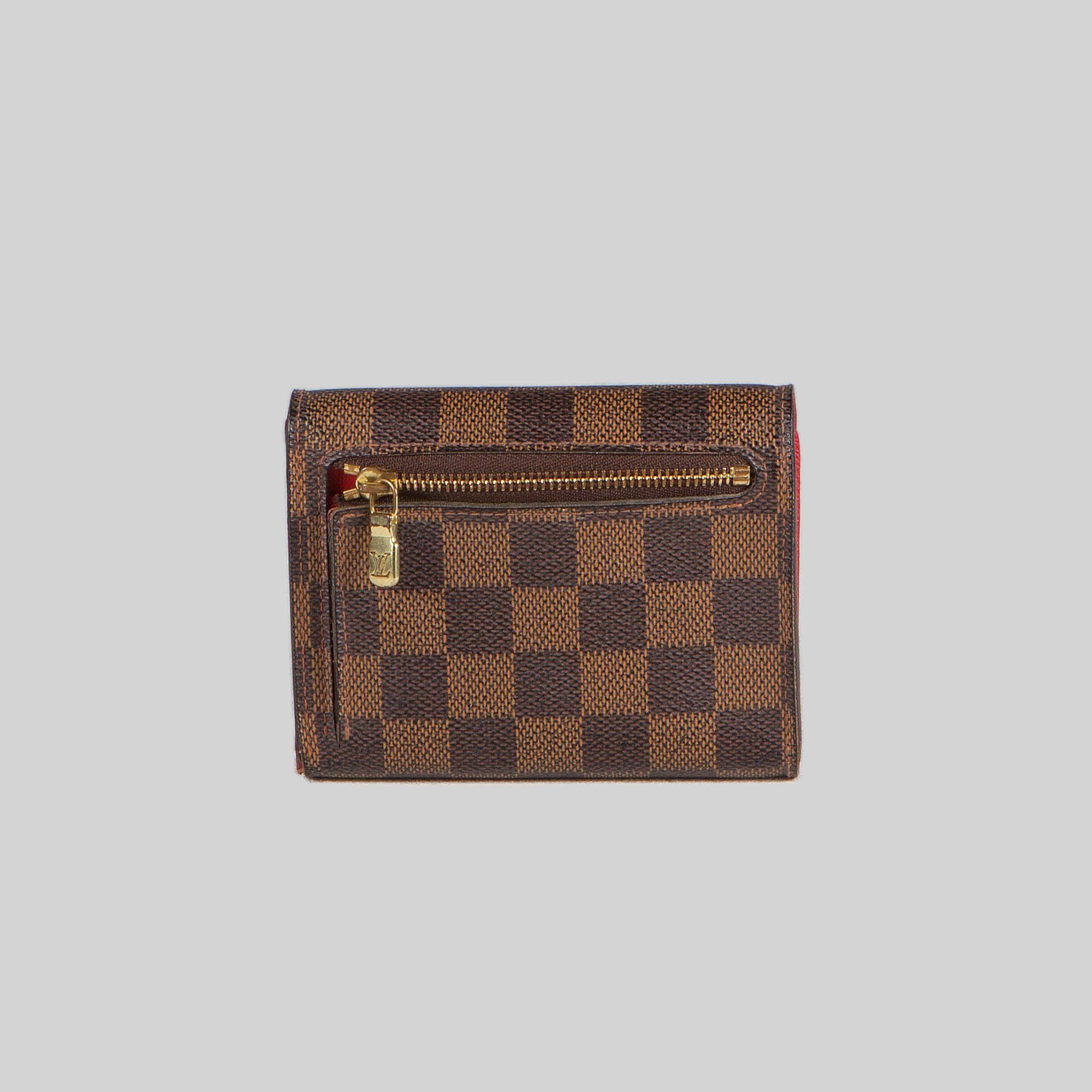 Louis Vuitton Damier Ebene Koala Wallet
