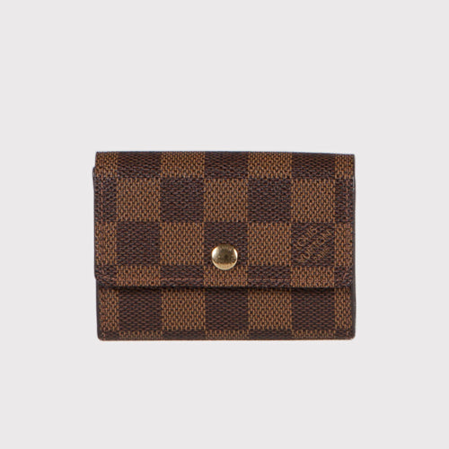 Louis Vuitton Damier One Flap Mini Wallet