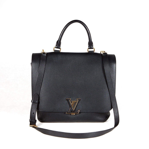 Louis Vuitton Black Volta Handbag