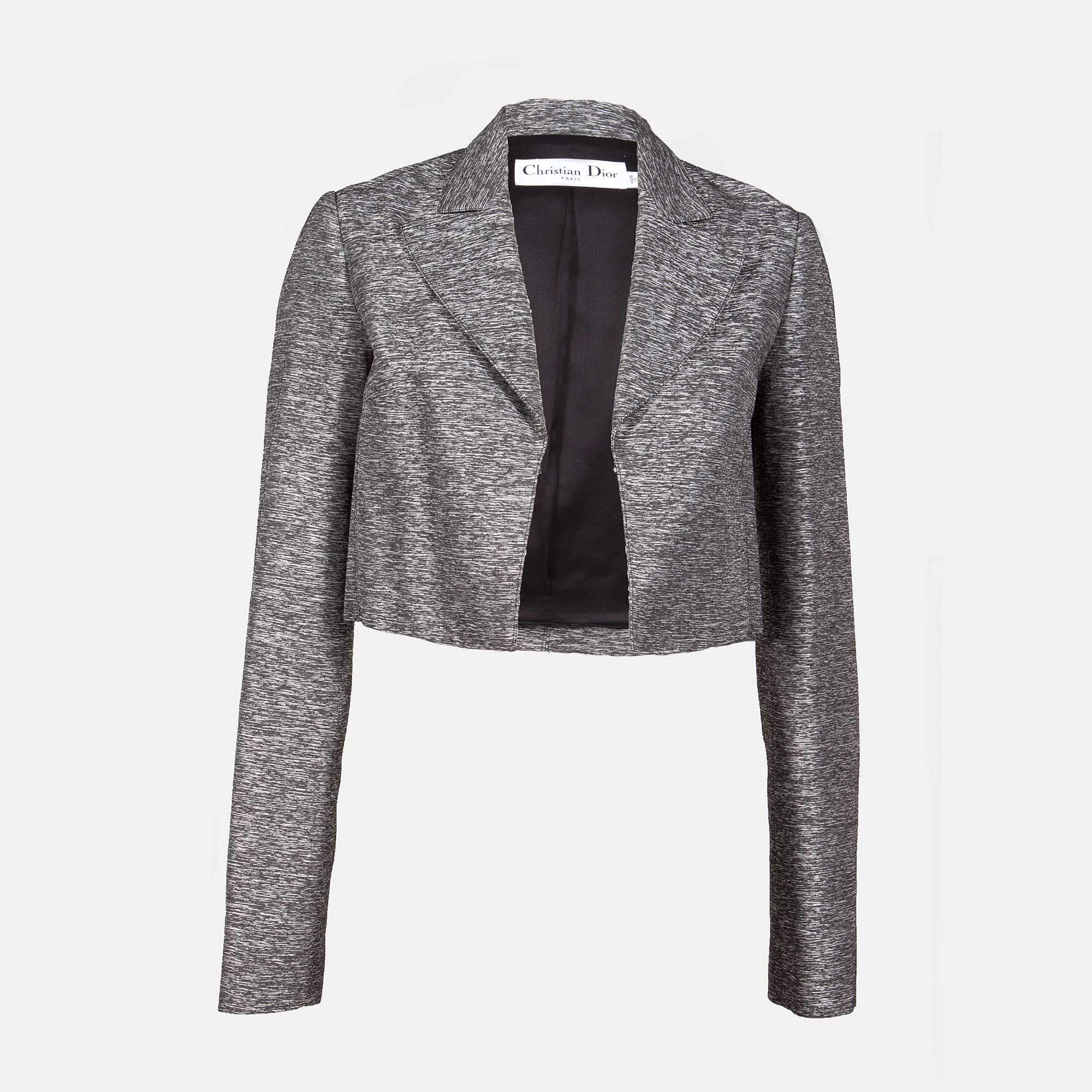 Christian Dior Crop Jacket