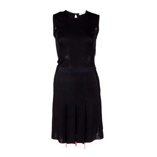 Christian Dior Black Sleeveless Dress