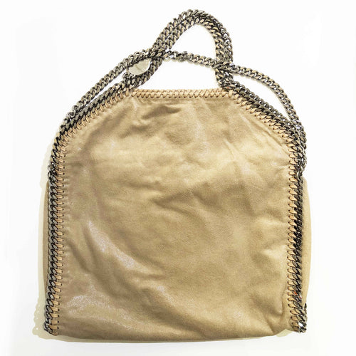 Stella McCartney Tan Falabella Tote