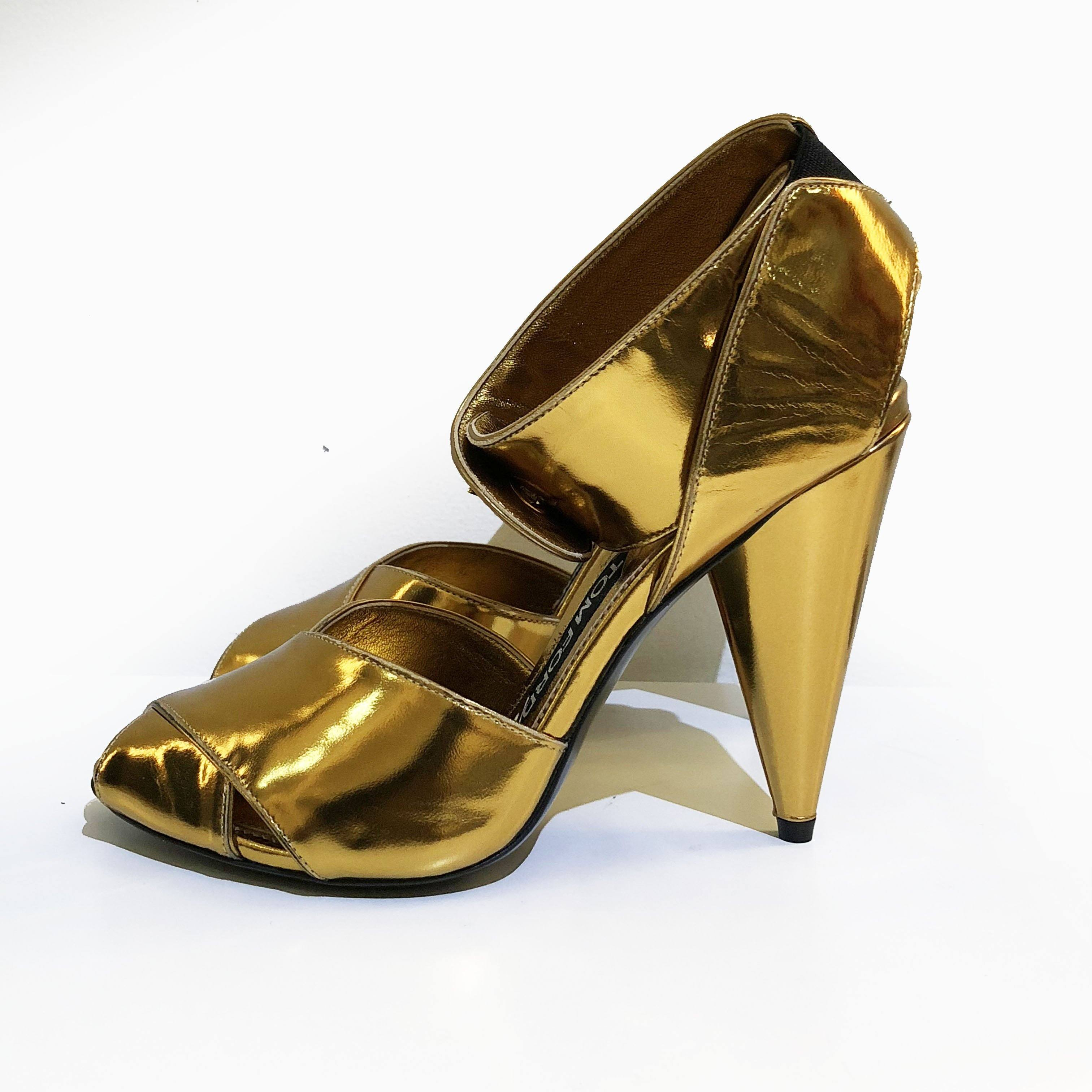 tom spike heels ford collection summer