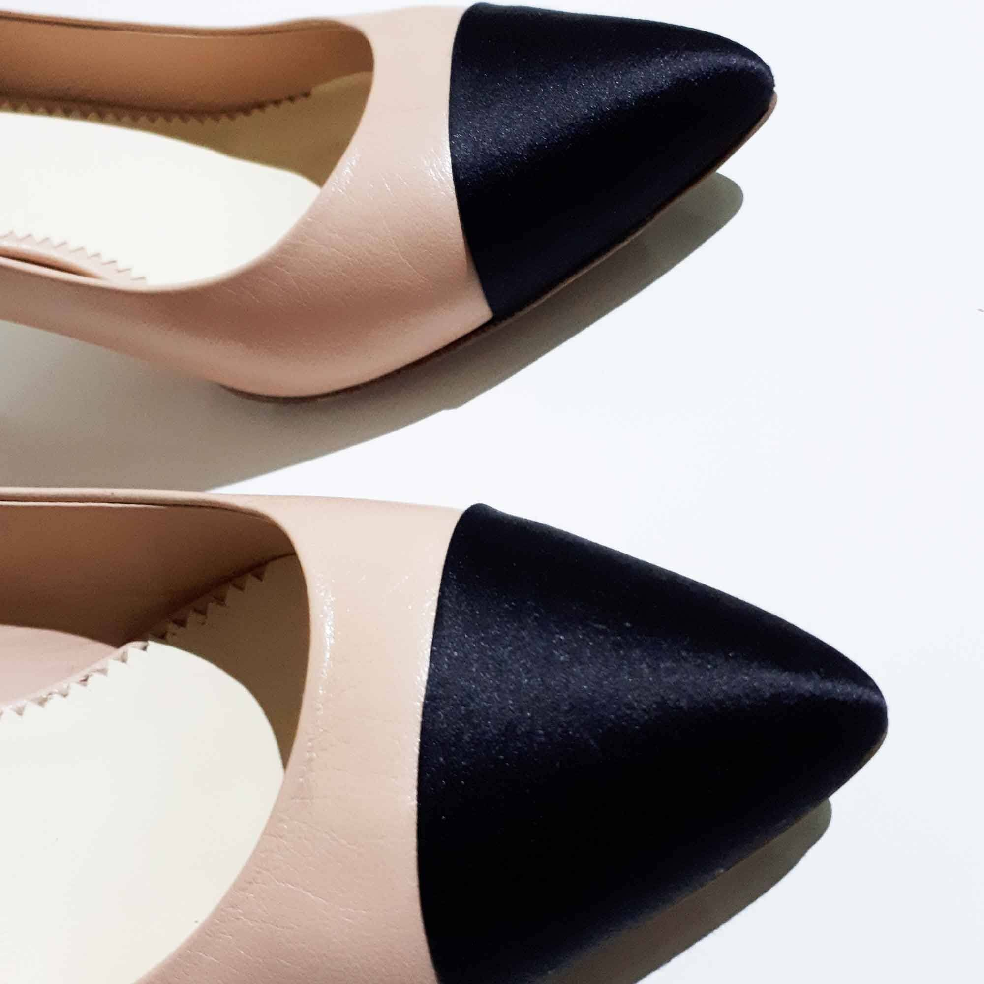 Chanel Pointed Toe Pumps