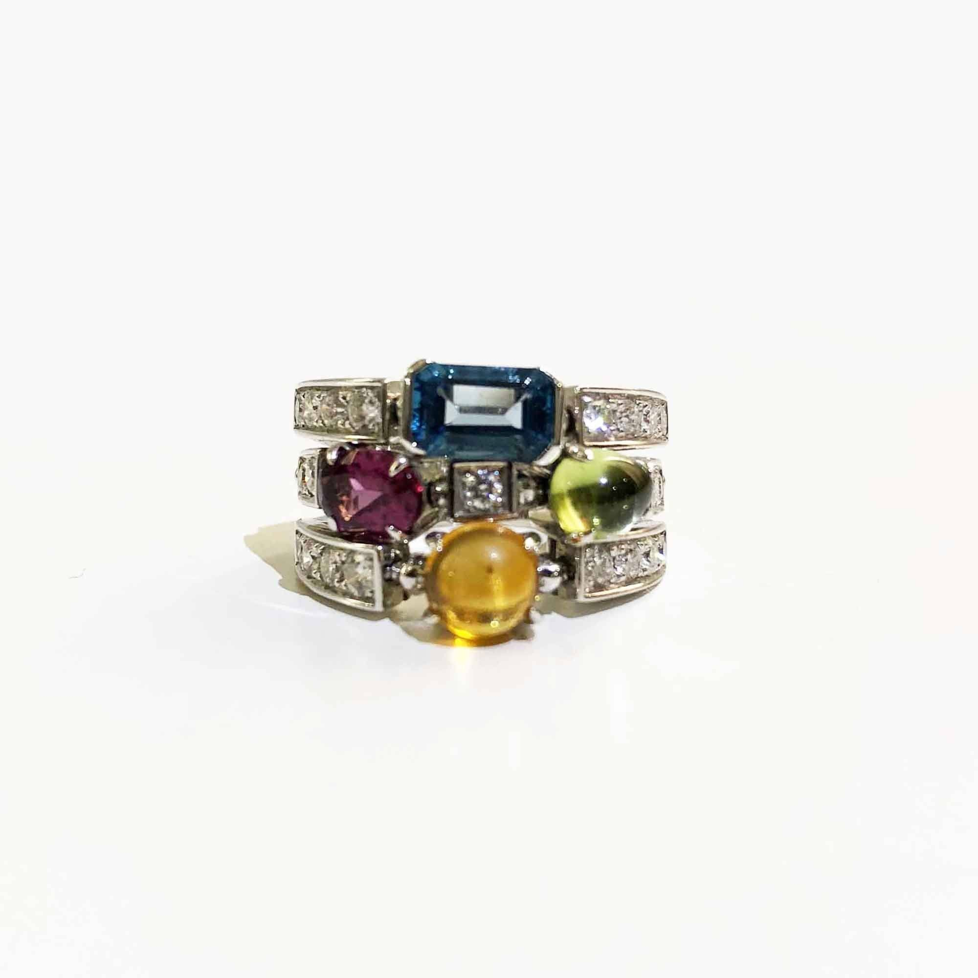 Bulgari Allegra Ring