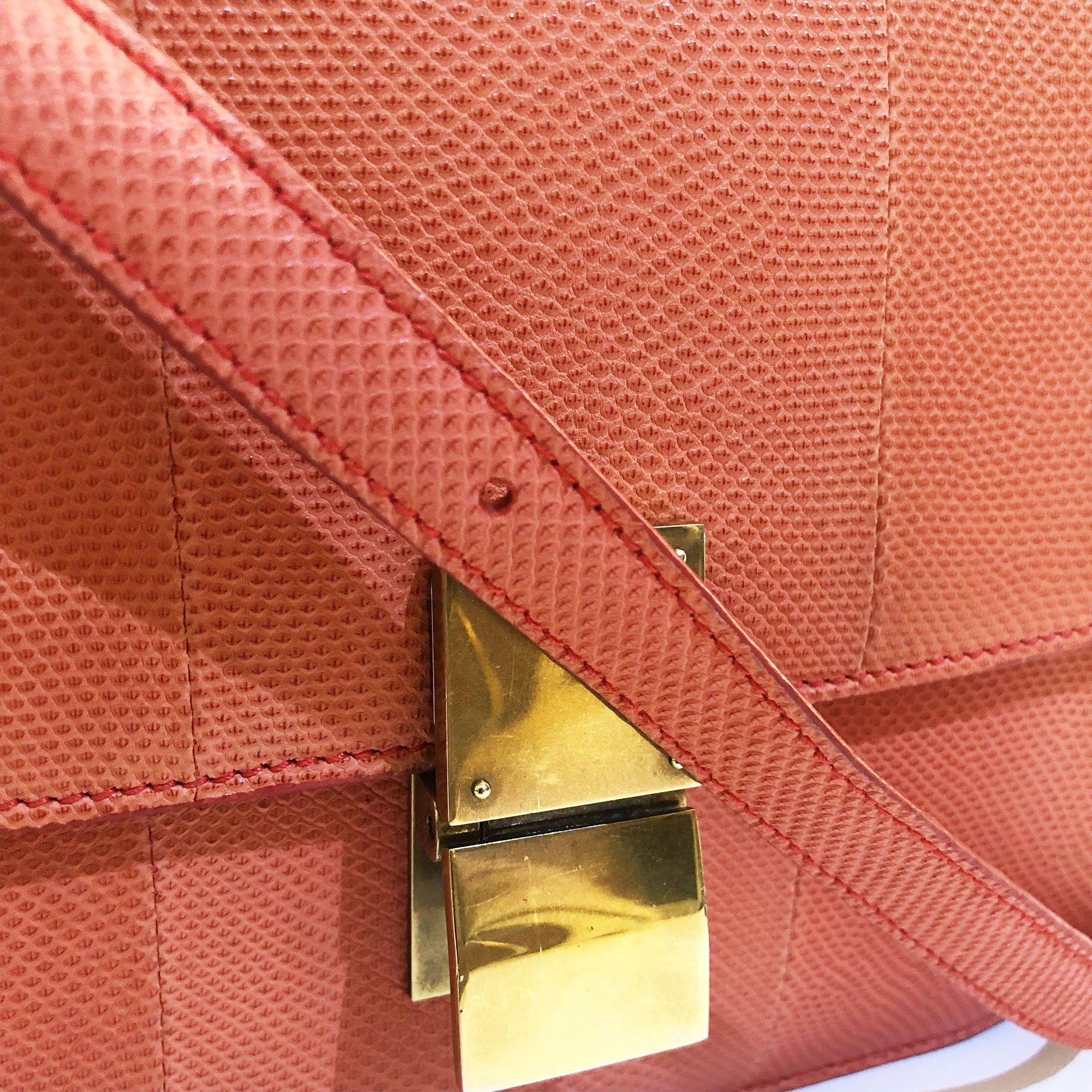 Celine Lizard Box Bag Medium