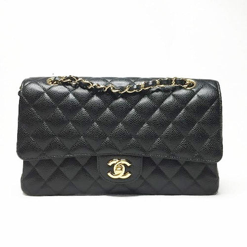 Chanel Caviar Medium Classic Double Flap Bag