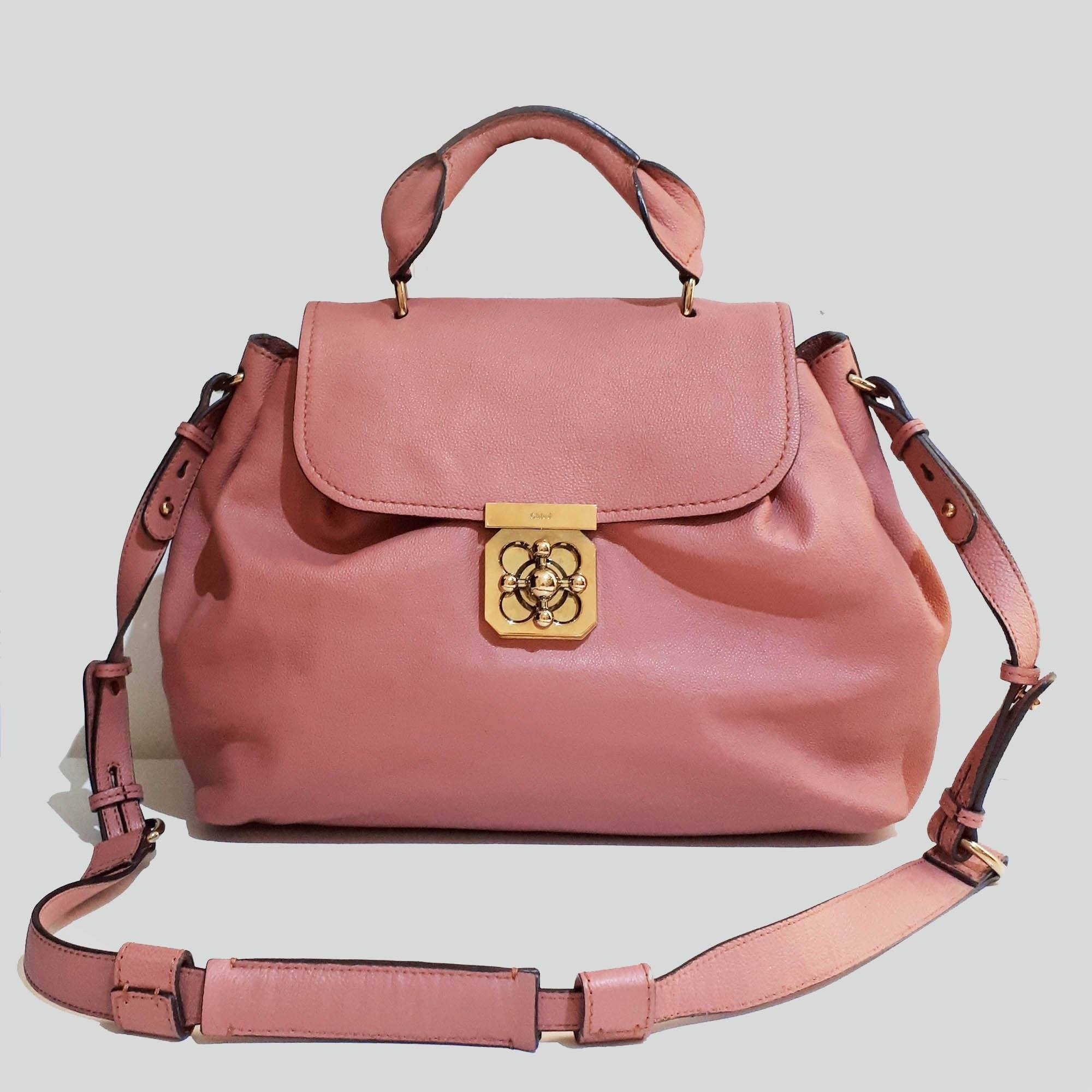 Chloe Medium Elsie Satchel Bag
