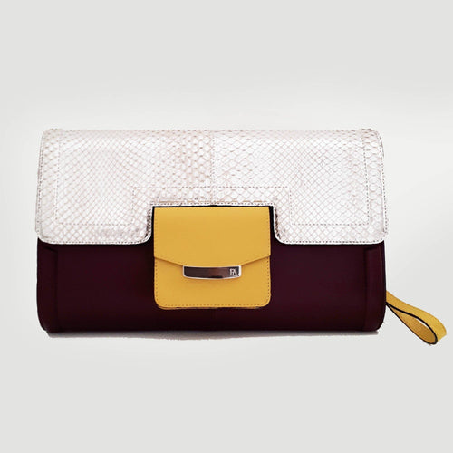 Farah Asmar Clutch Bag