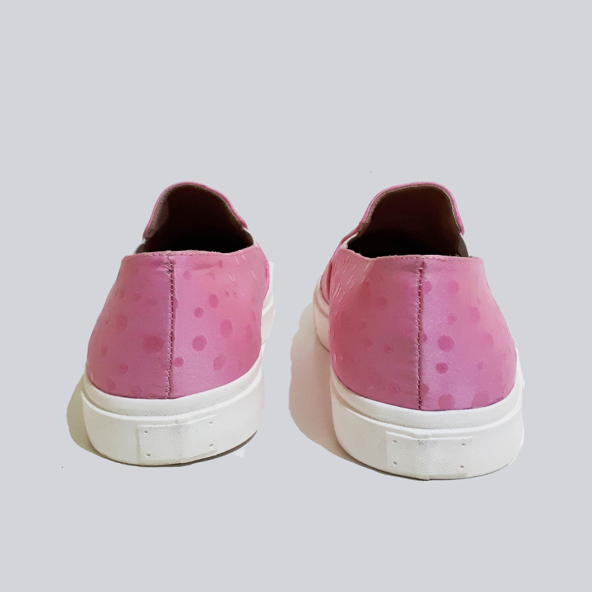 Poise Pink Coke Light Sneakers