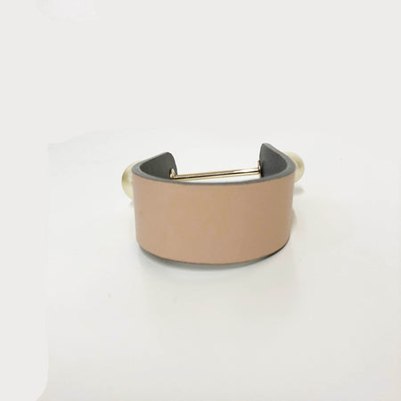 Christian Dior Perle Cuff in Blush Pink