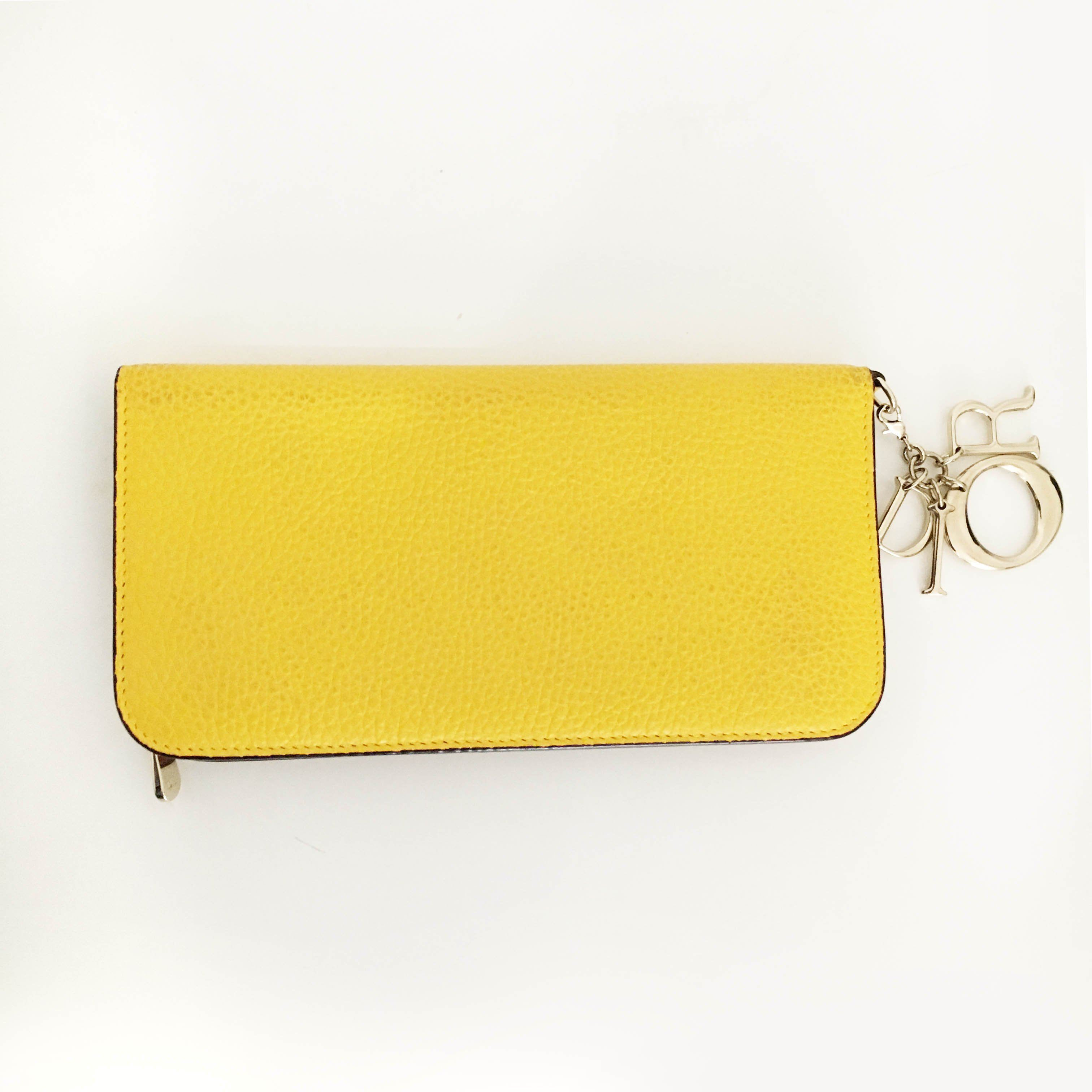 Christian Dior Diorissimo Long Wallet