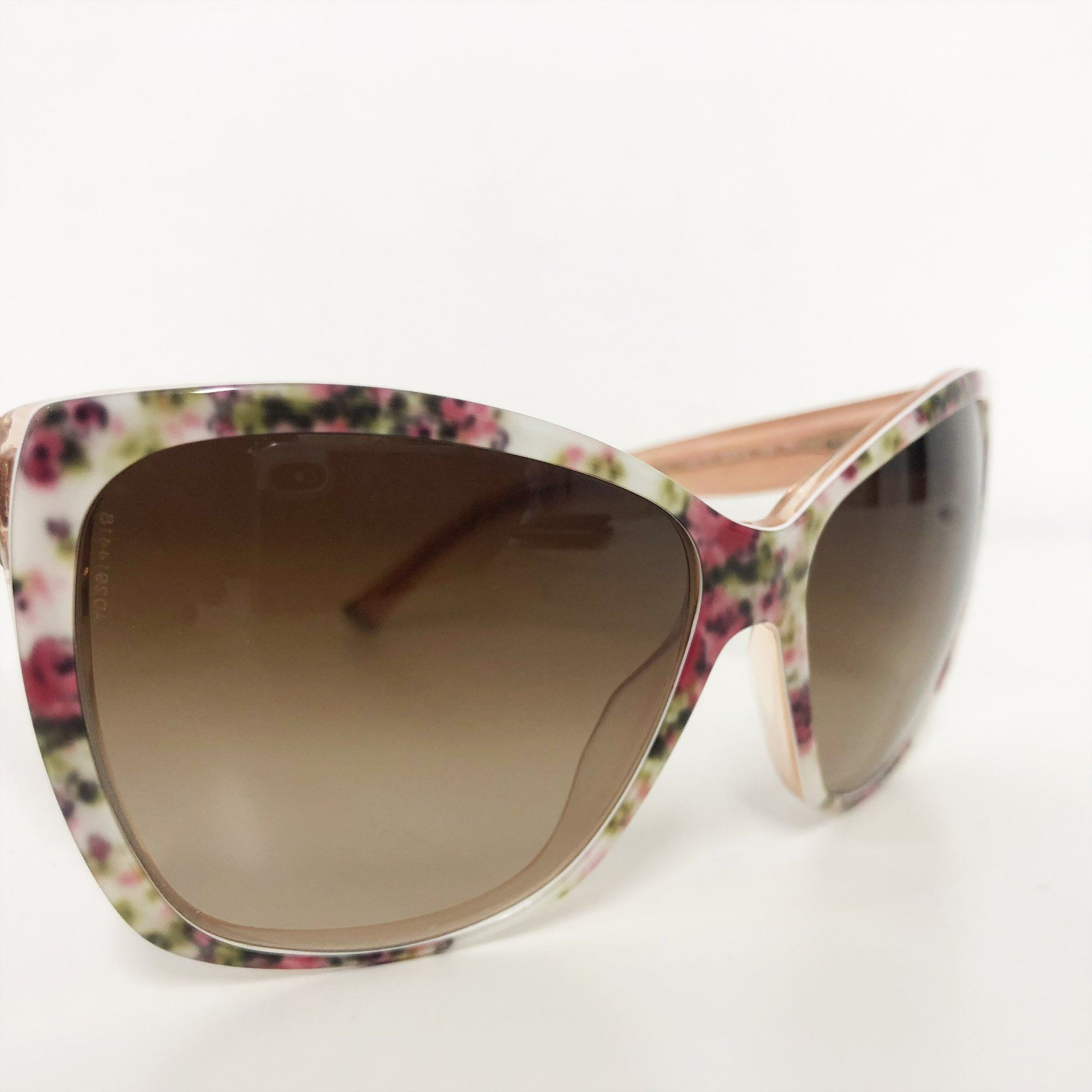 Dolce & Gabbana Floral Printed Sunglasses