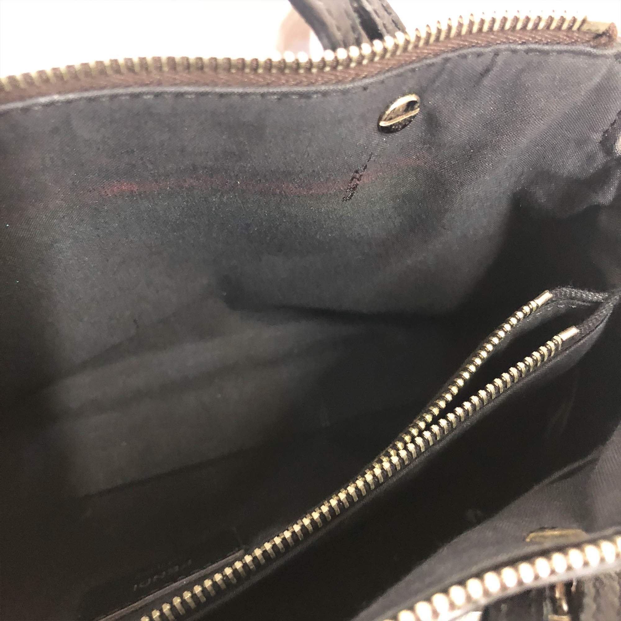Fendi Small By The Way Boston Bag With Python Handle
