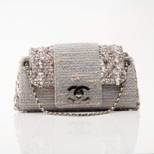 Chanel Fantasy Tweed Flap Bag