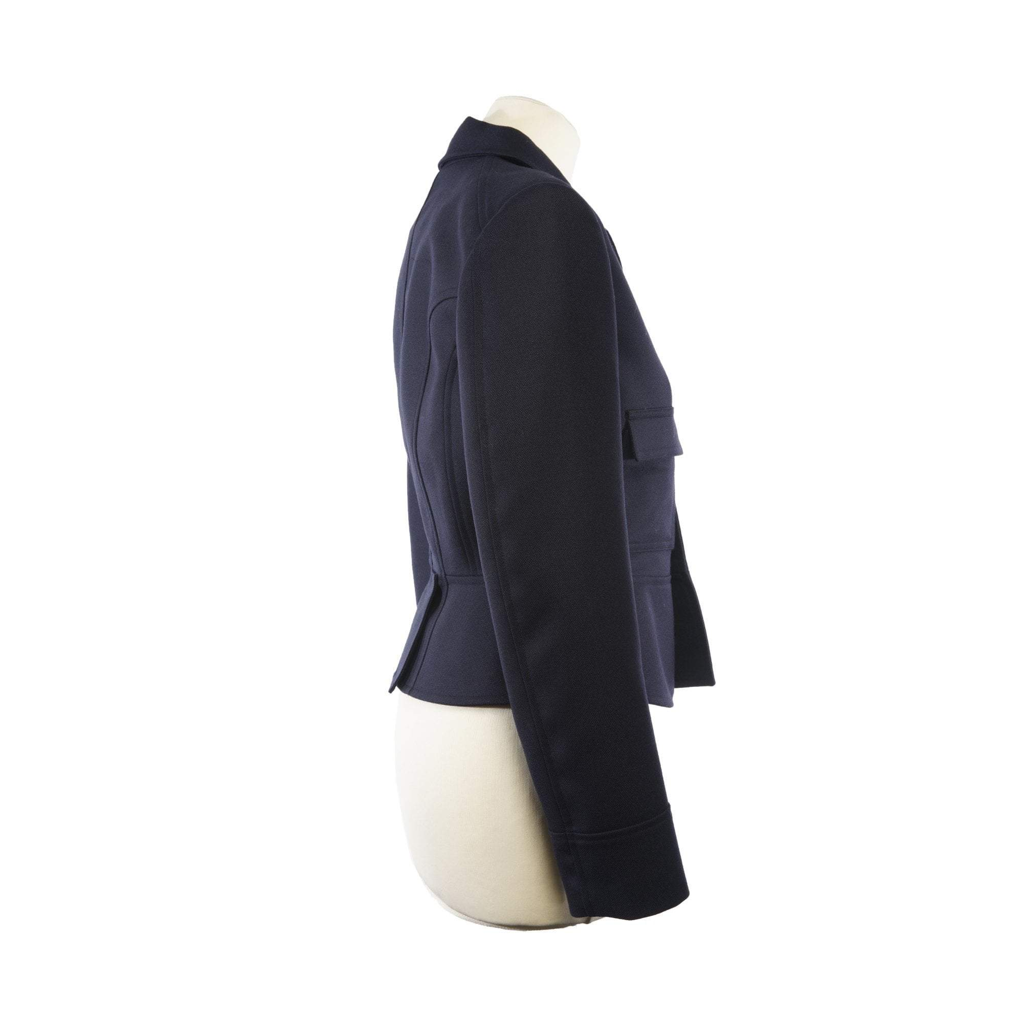 Louis Vuitton Navy Blue Jacket