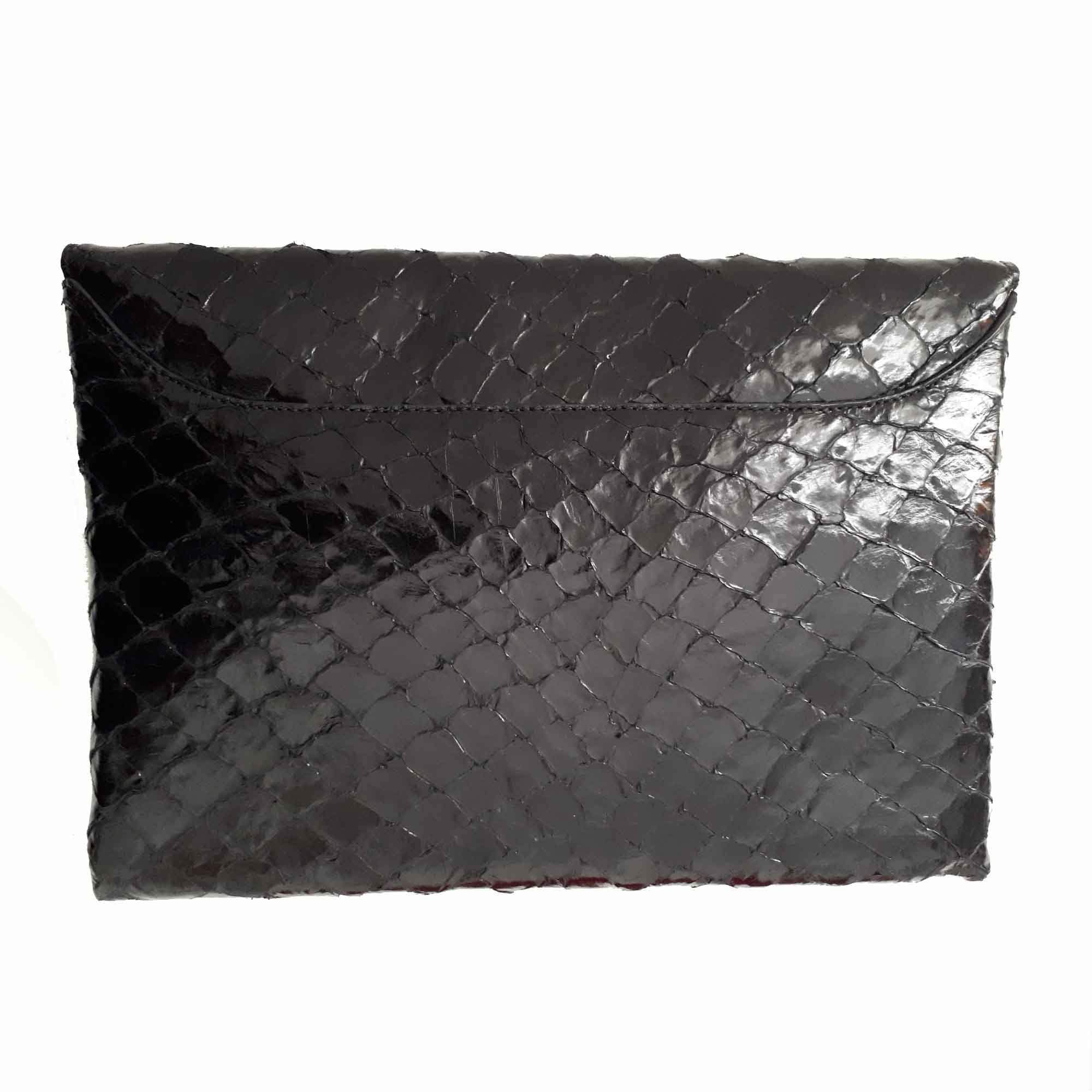 Givenchy Antigona Envelope Fish Scale Clutch