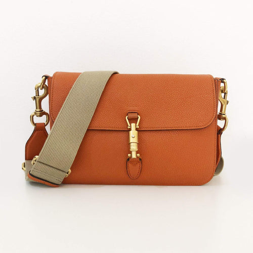 6e0bbb21917 Gucci Orange Crossbody Bullet Bag