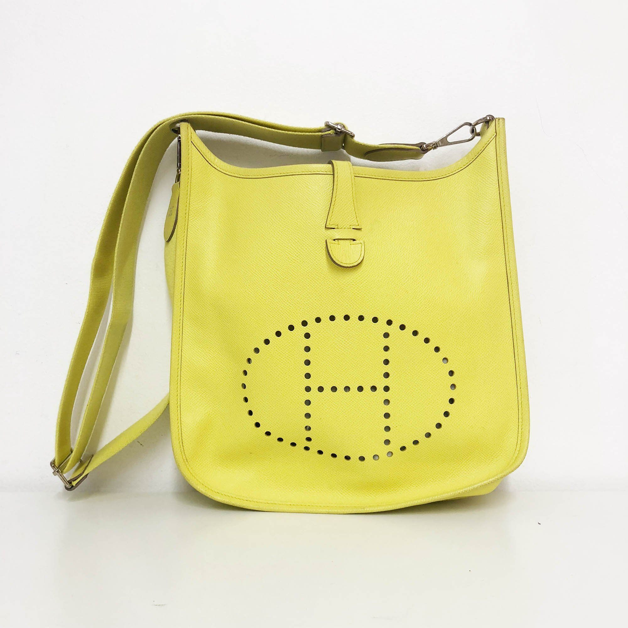 Hermes Evelyn III Bag