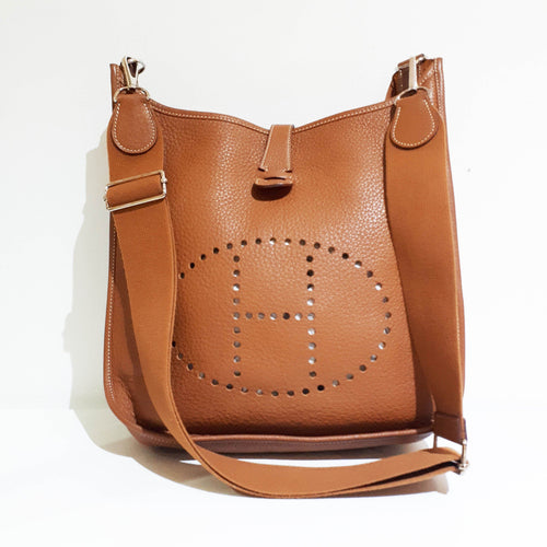 Hermes Evelyne Brown Bag