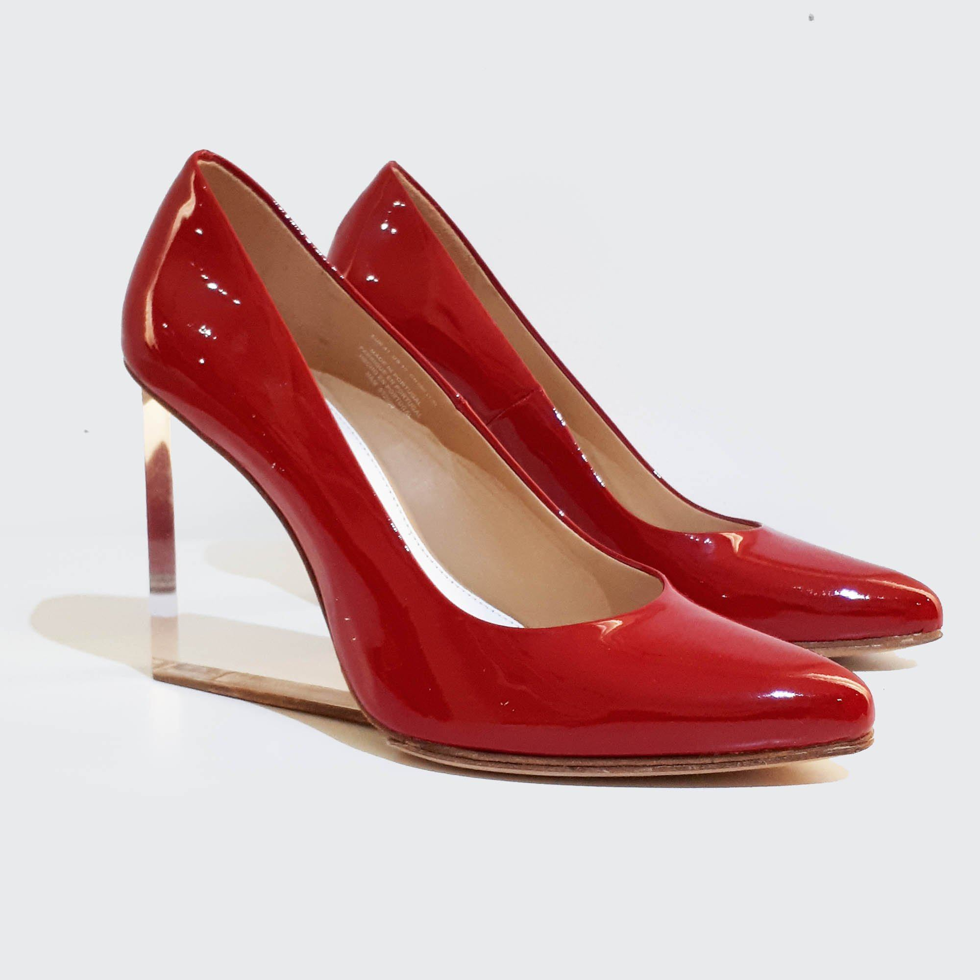 Maison Martin Margiela for H&M Red Wedge Pumps