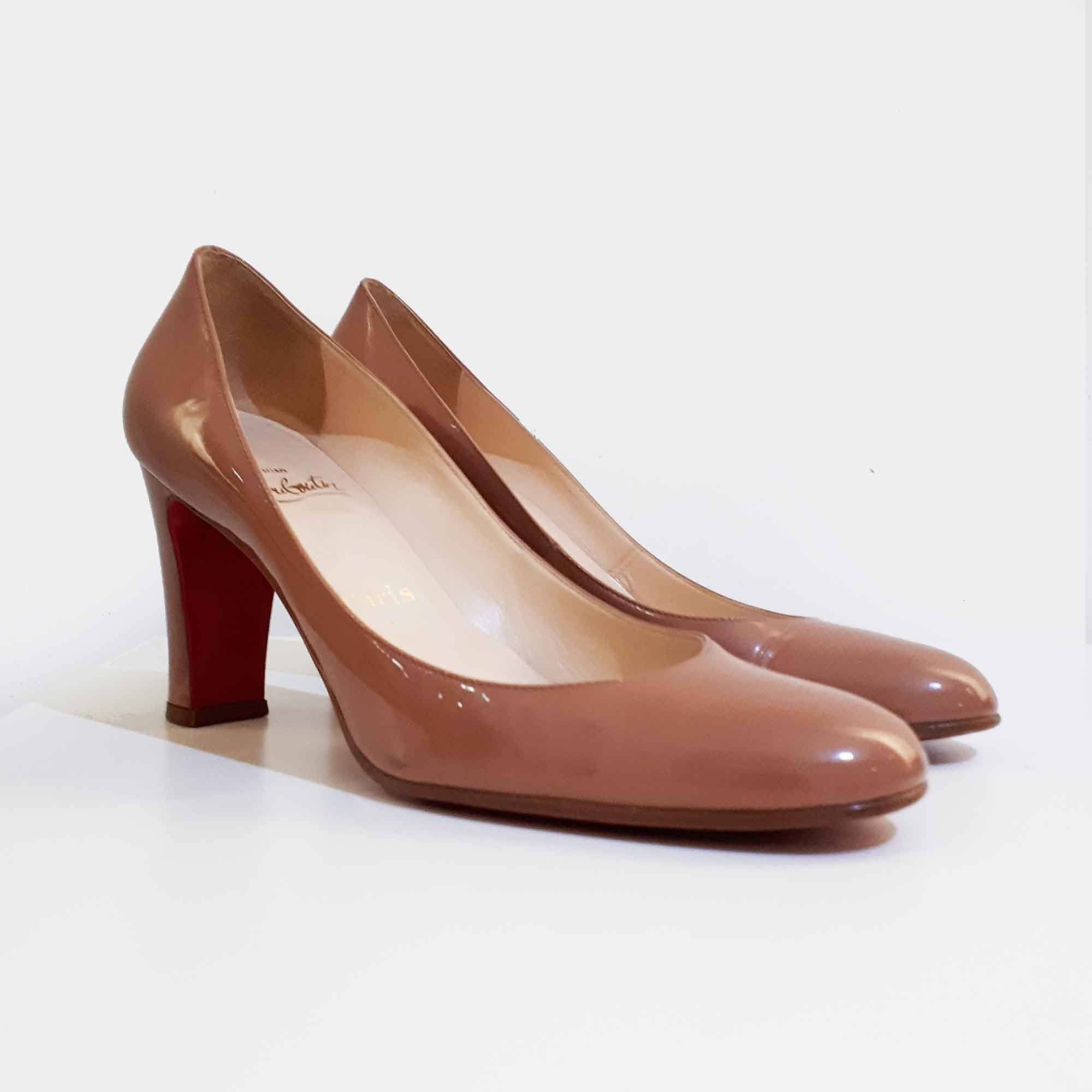 Christian Louboutin Cadrilla 100 Patent Leather
