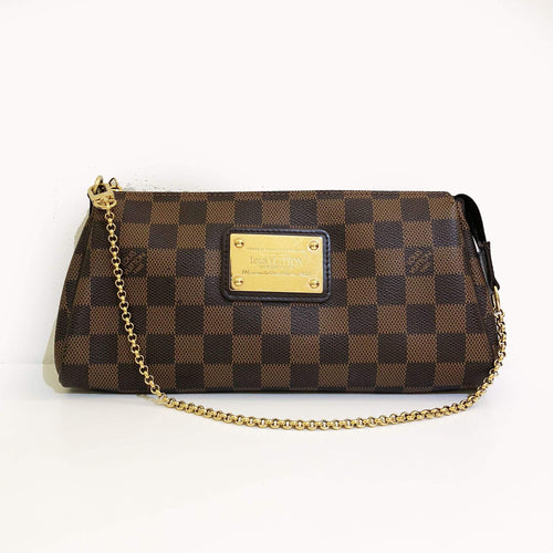 Louis Vuitton Damier Pochette Crossbody Bag
