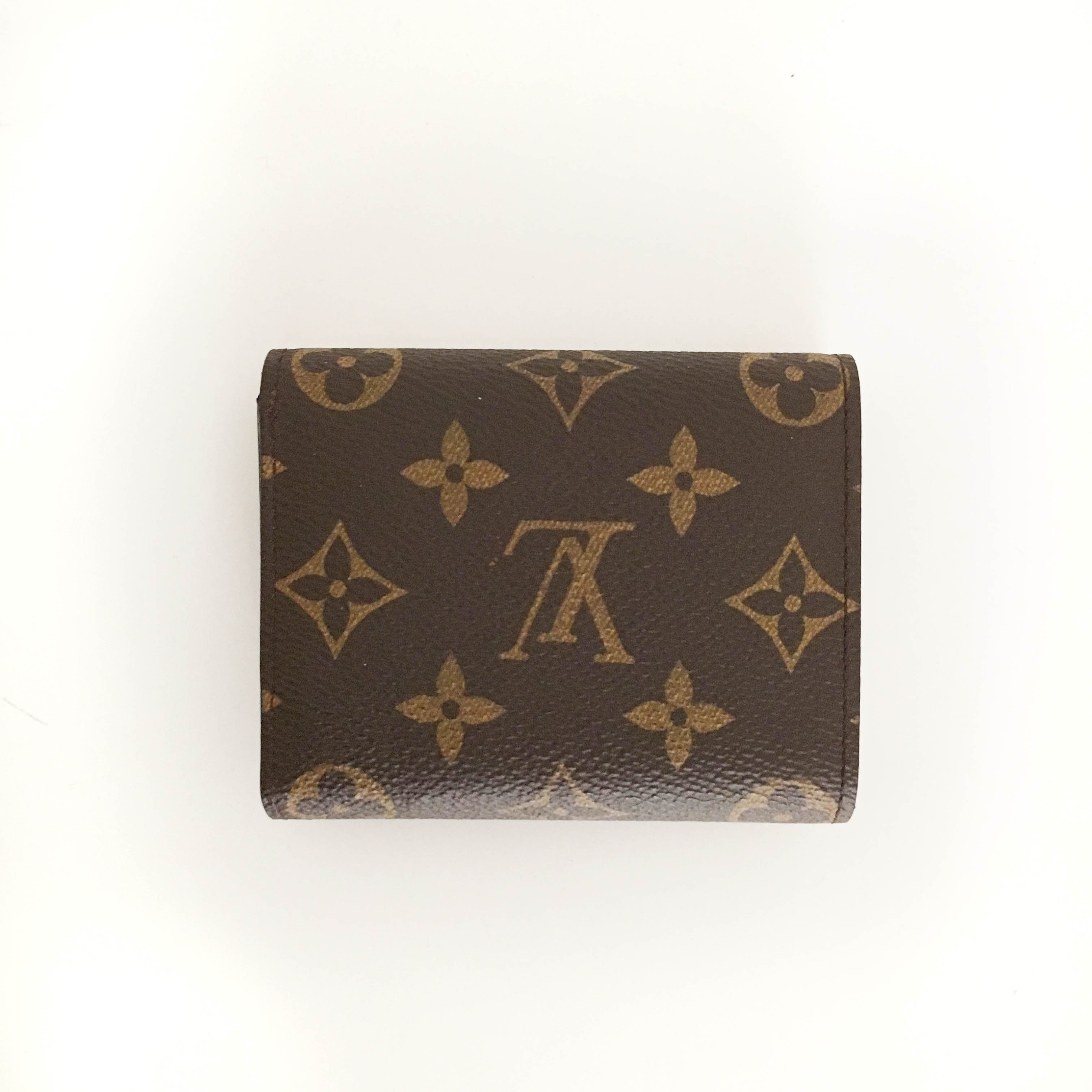 Louis Vuitton Monogram Flap Wallet