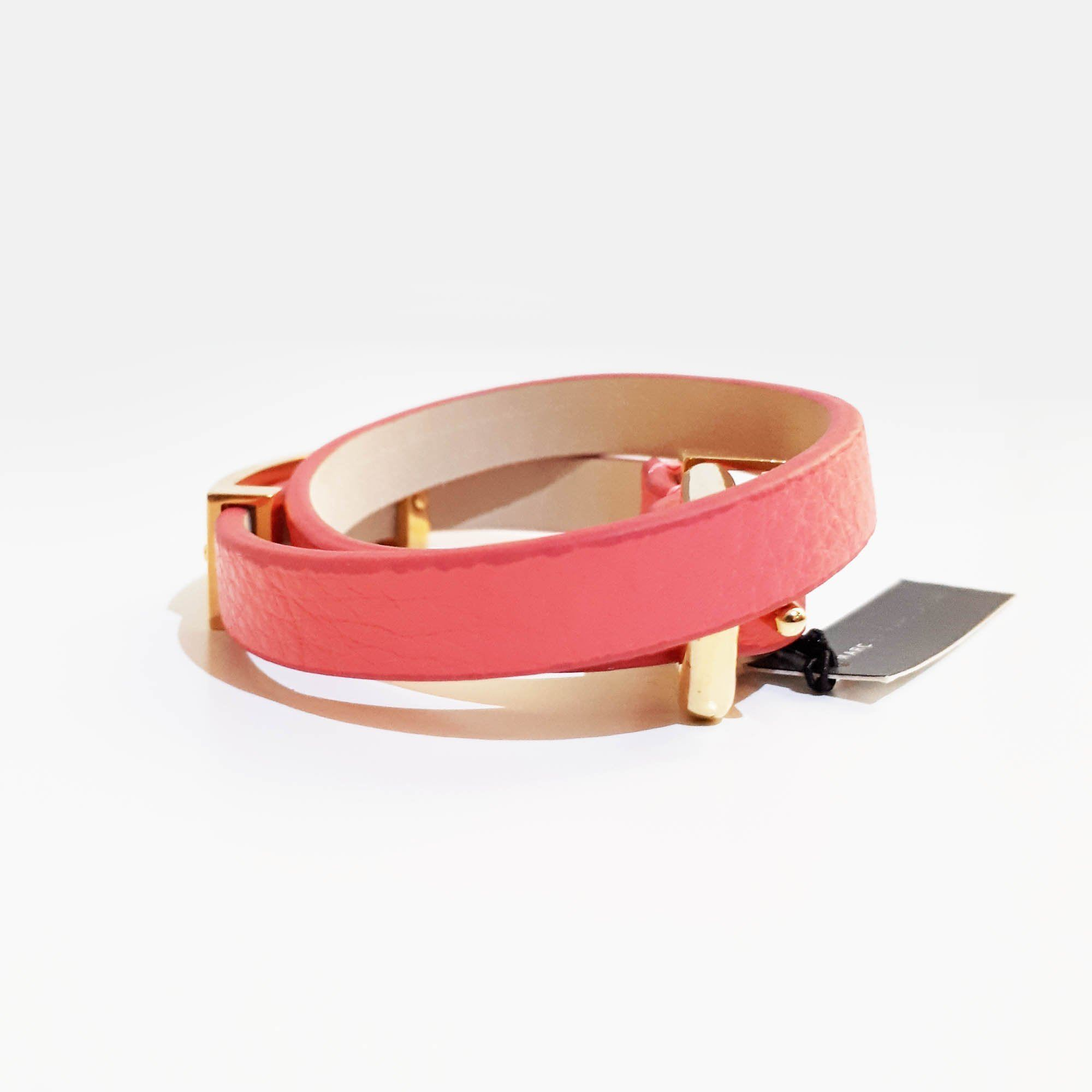Marc by Marc Jacobs Leather Bracelet
