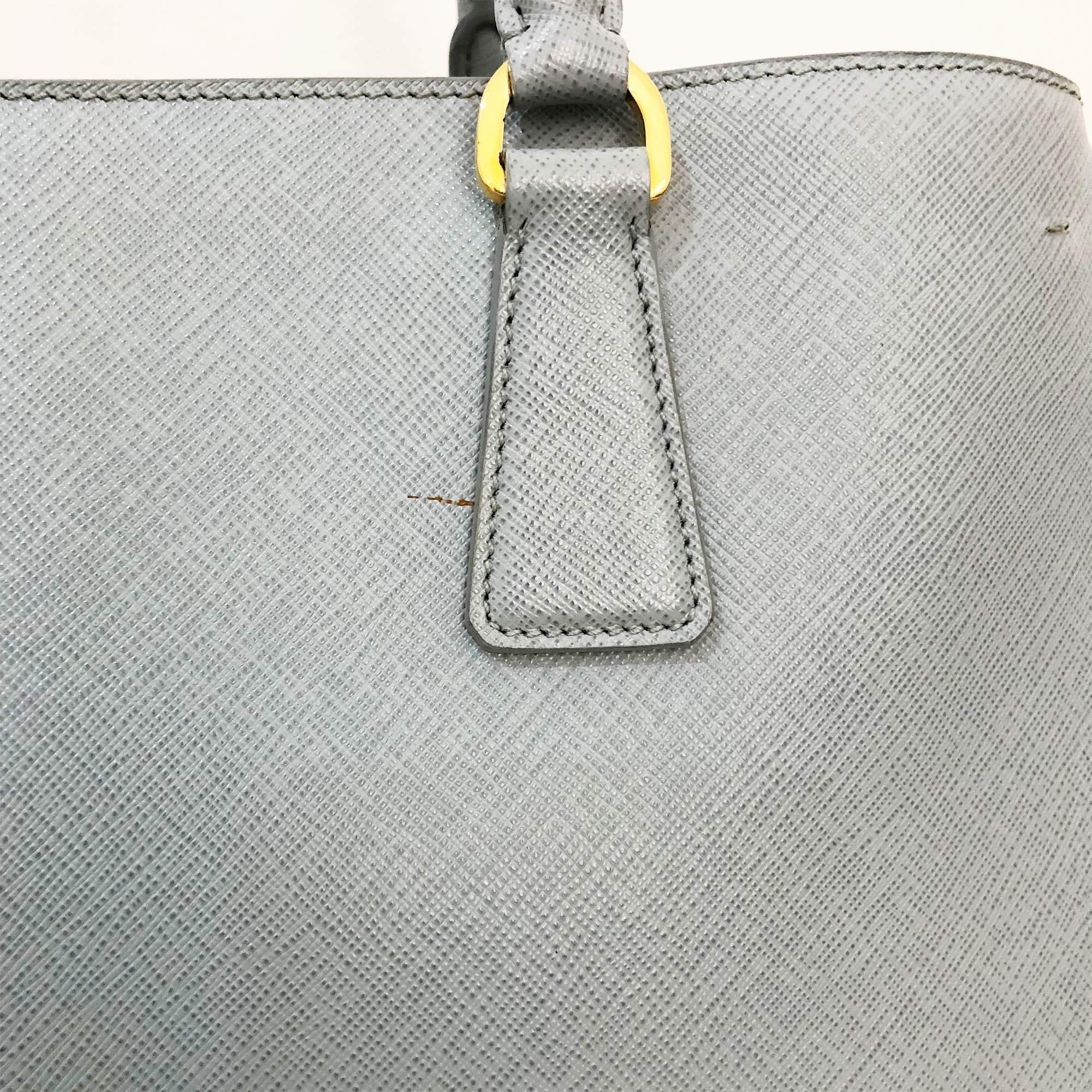 Prada Saffiano Light Blue Bag – Garderobe cd27400651