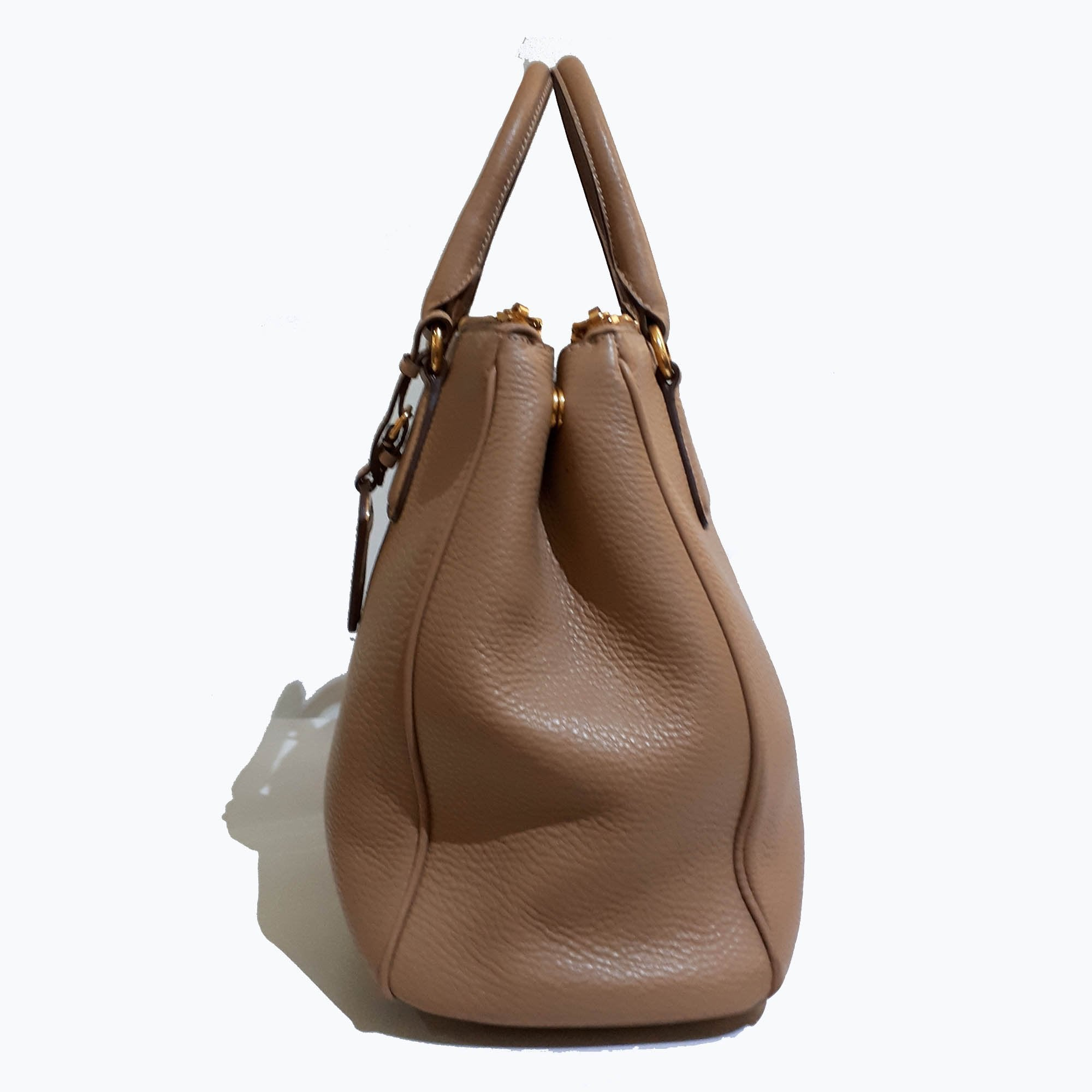Prada Soft Leather Hand bag