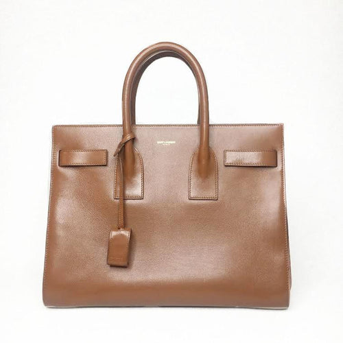 Saint Laurent Brown Sac de Jour