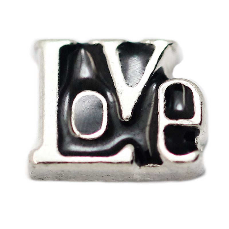 Love & Romance Themed Floating Charms