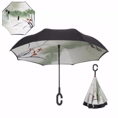 Akubi Umbrella Umbrellas Brolly Brolley Rain Wet Wind Shelter Protection Online Buy Store
