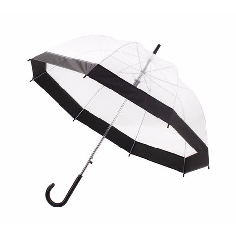 Bridget Umbrella Umbrellas Brolly Brolley Clear Transparent Rain Wet Wind Shelter Protection Online Buy Store