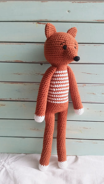 Long Legged Fox - MADE TO ORDER