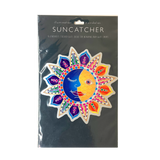 Window Decal - SUN MOON Suncatcher