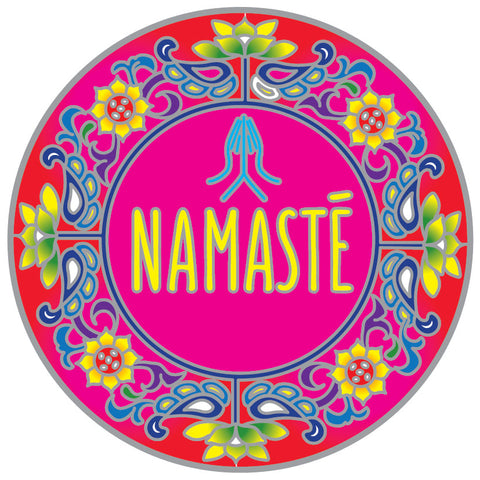 Window Decal - NAMASTE