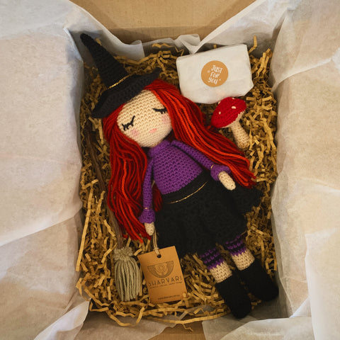Little Ami Witch - Create your own unique keepsake