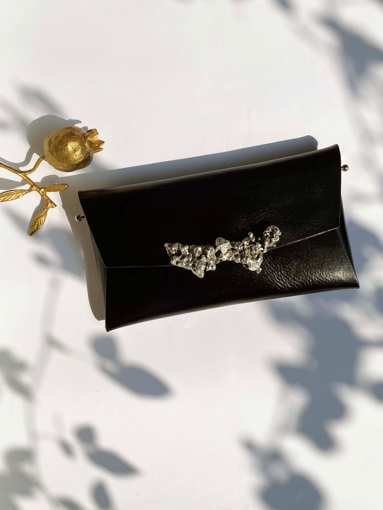 The Alum Stone Clutch - Limited Edition