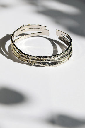 Kinoko Chunky Branch Bangle