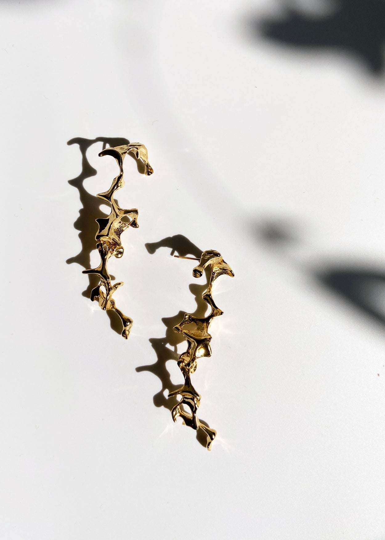 Sea Horse Earrings Studio Metallurgy