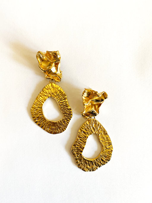 Kinoko Floral Earrings