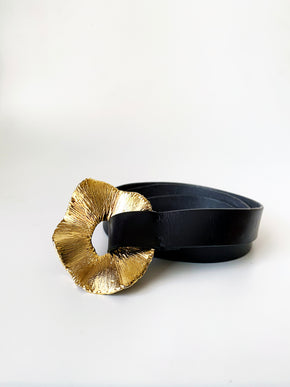 Studio Metallurgy Leather belt