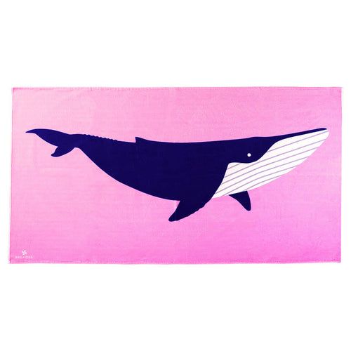 Towel | Whales