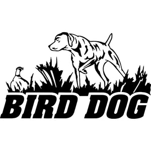 16CM*9.2CM Bird Dog Hunting Pheasant Duck Car Boat Car Stickers Decoration Car Stylings Black Sliver C8-0407