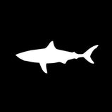 18*7CM Car Sticker SHARK Ocean Surf Beach Motorcycles Personality Reflective Car Stickers And Decals CT-793