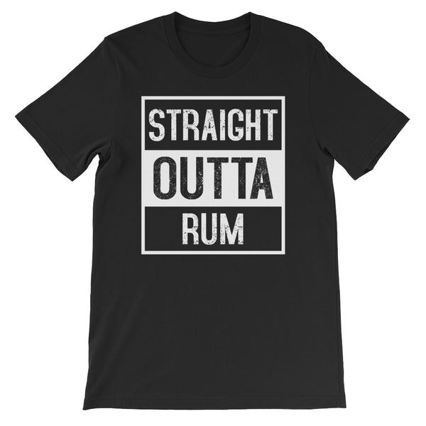 """Straight Outta Rum"" T-Shirt"