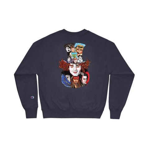 CHAMPION X DEPP MERCH Sweatshirt